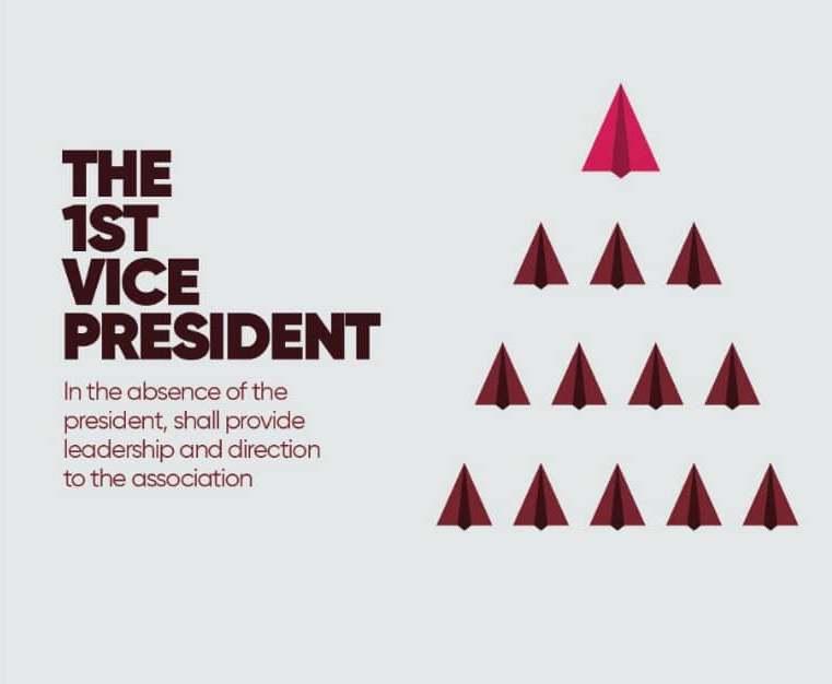 1st Vice President