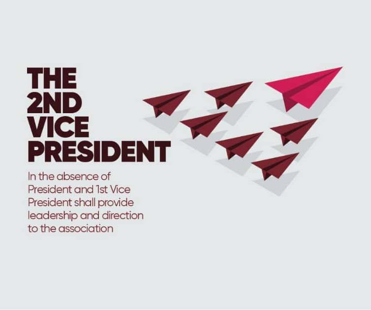2nd Vice President