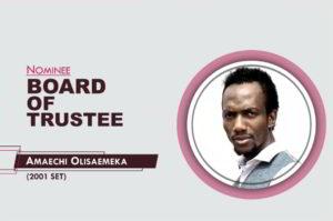 Member, Board of Trustees - 2021-2026 - Amaechi Olisaemeka (Formerly Ilo)