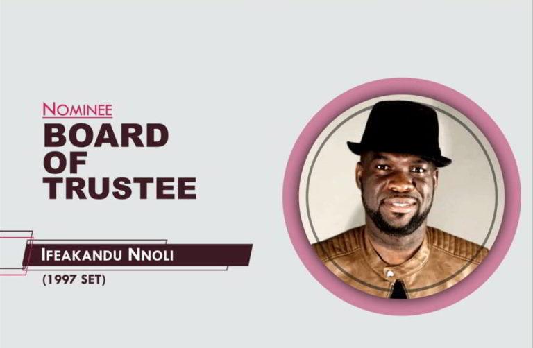 Member, Board of Trustees - 2021-2026 - Ifeakandu Nnoli