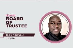 Member, Board of Trustees - 2021-2026 - Yinka Kolawole