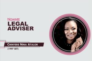 Legal Advicer - 2021-2023 - Chinyere Okoli